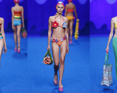 Fashion Show/ Agatha Ruiz de la Prada Primavera- Verano 17 /Fashion Week Madrid