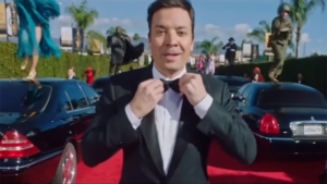 Jimmy Fallon At the Golden Globes 2017 Opening