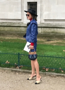 flur-magazine-paris-fashion-week-clara-laborde-Aimee Song- Chanel