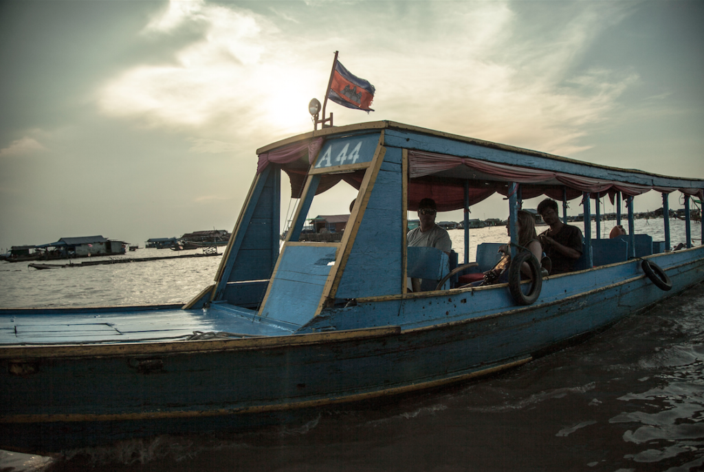 Siem Reap - Floating Village