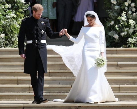 Prince Harry and Meghan Markle's wedding