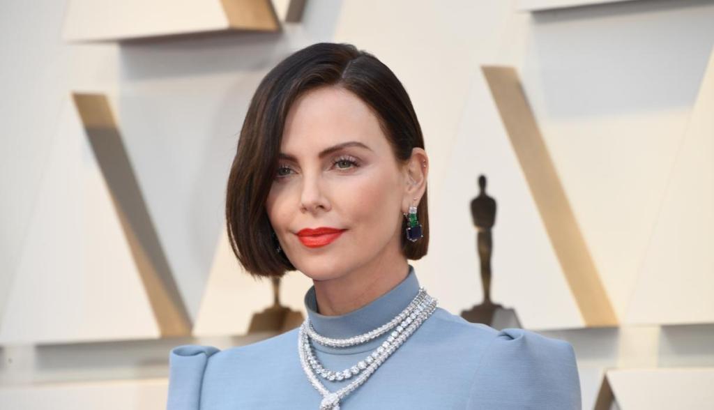 Charlize Theron - Oscars 2019