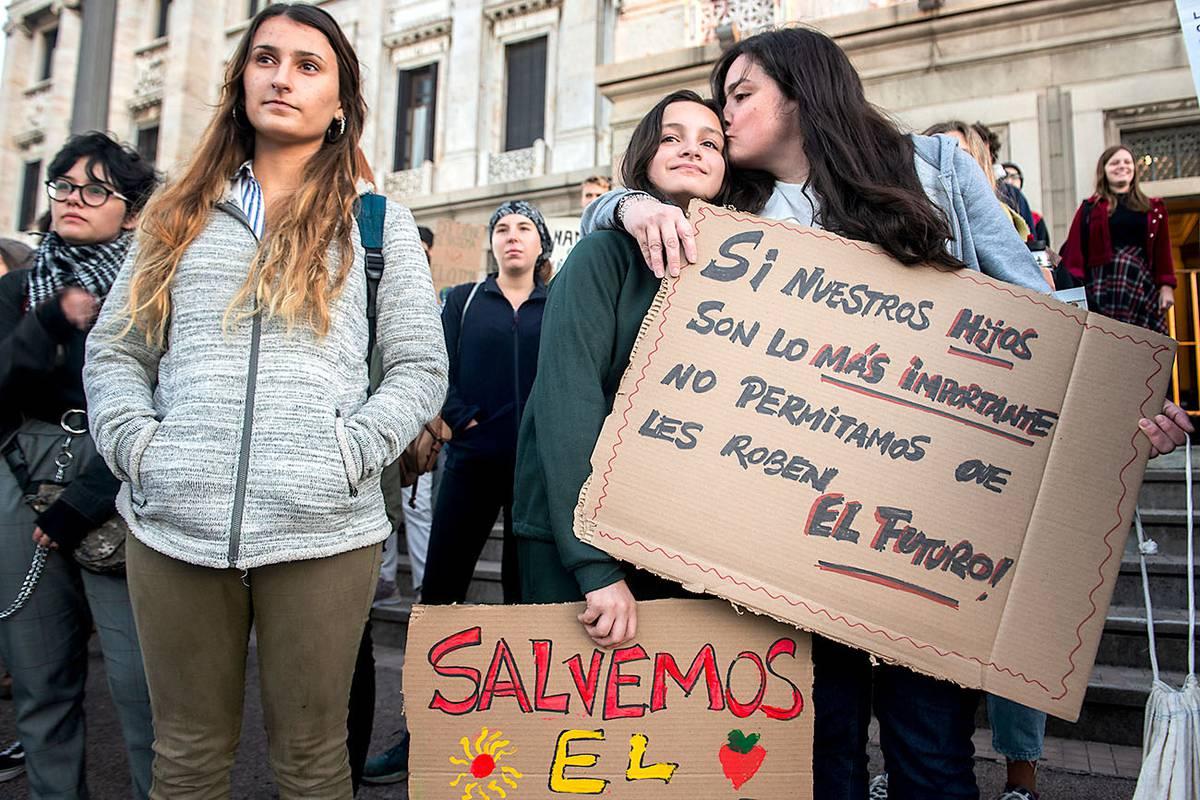 activismo en nuevas generaciones