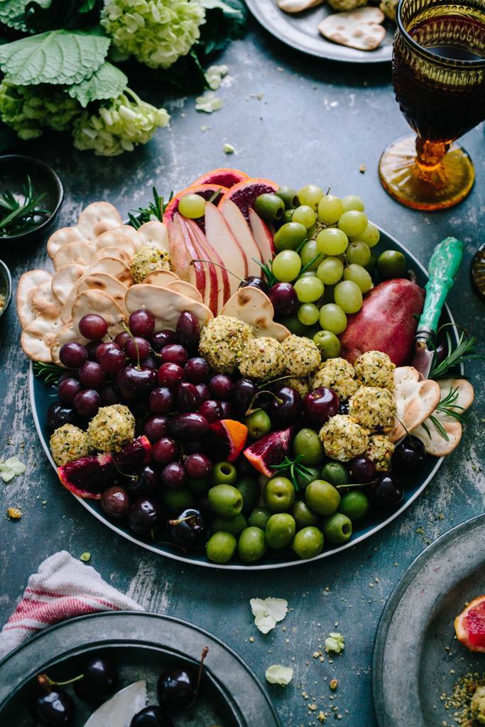 navidad vegetariana
